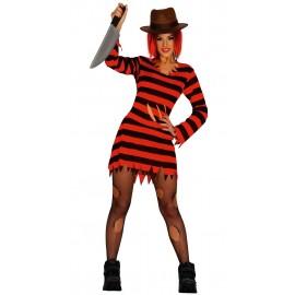 Disfraz Novia Freddy Krueger