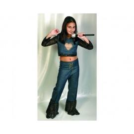 Disfraz Estrella Pop