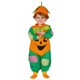 Disfraz de Calabaza para Bebes