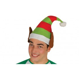 Gorro o Sombrero de Elfo con Orejas