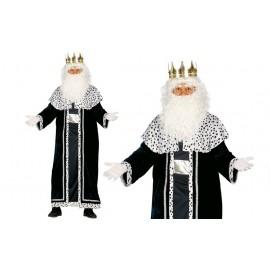 Disfraz de Rey Mago Melchor para Adulto.