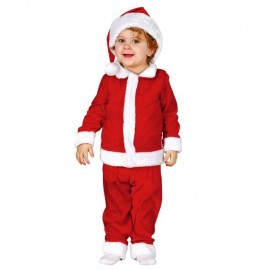 Disfraz de Papa Noel para Bebe