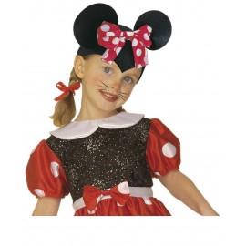 Casquete de Ratita Minnie