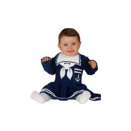 Disfraz marinera bebé