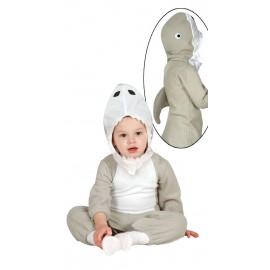 Disfraz tiburón bebés