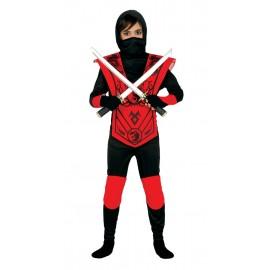 Disfraz de Guerrero Ninja Infantil