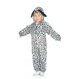 Disfraz bebé perro Dalmata
