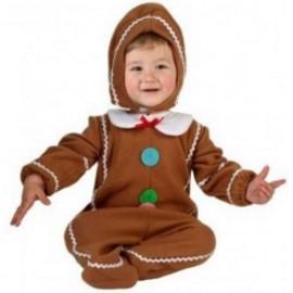 Disfraz de Galleta para Bebe