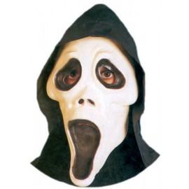 Careta Scream Goma