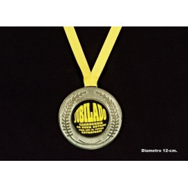"""Medalla """"Jubilado"""""""