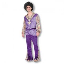 Disfraz de Hippie Adulto.