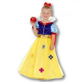 Disfraz Princesa del bosque (Blancanieves)