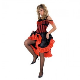 Disfraz Mujer Cabaret