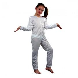 Maillot Body Mono de Punto Color Blanco