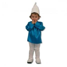 Disfraz Duende Azul.